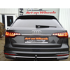 Audi A4 Avant Lounge met premium privacy-glass